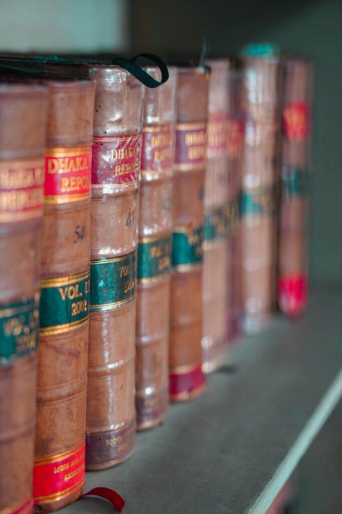 declaratorio de herederos libros